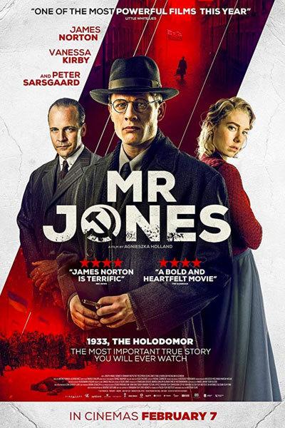 Mr Jones (15) at Torch Theatre