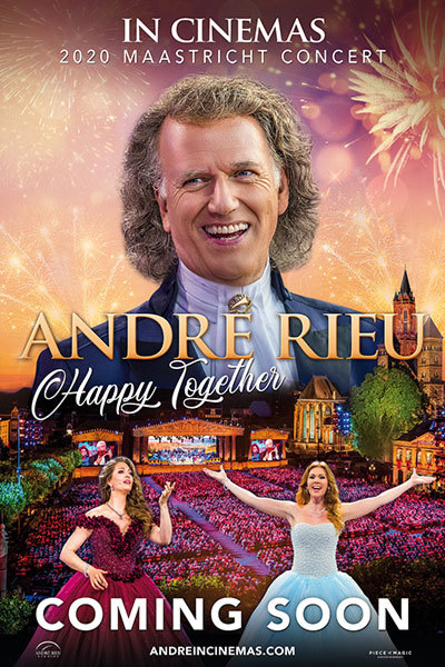 Happy Together - Andre Rieu 2020 Maastricht Concert at Torch Theatre