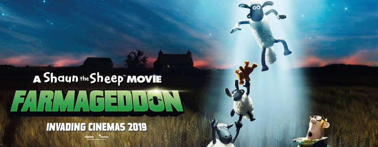 banner image for A Shaun the Sheep Movie: Farmageddon