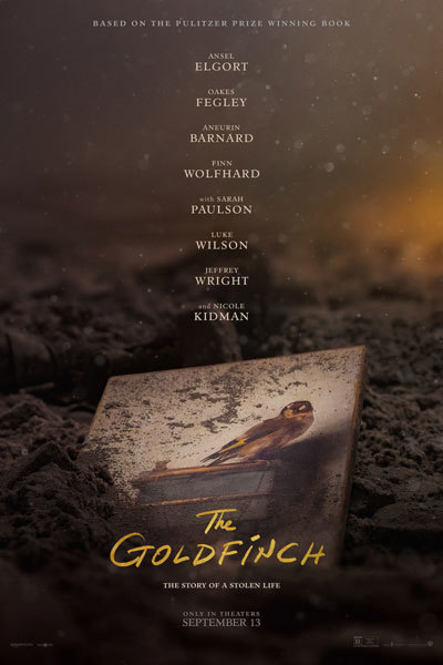 The Goldfinch (15) SUBTITLED at Torch Theatre