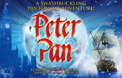 image of Peter Pan - A Swashbuckling Pantomime Adventure