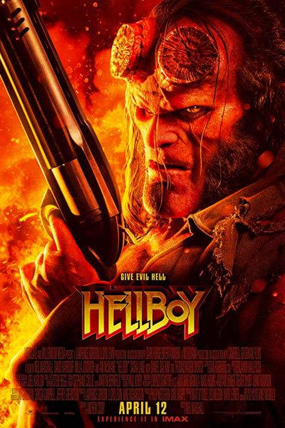 Hellboy (15) at Torch Theatre