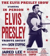 Tupelo To Vegas - A Tribute to Elvis Poster