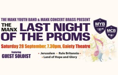 image of Manx Last Night of the Proms