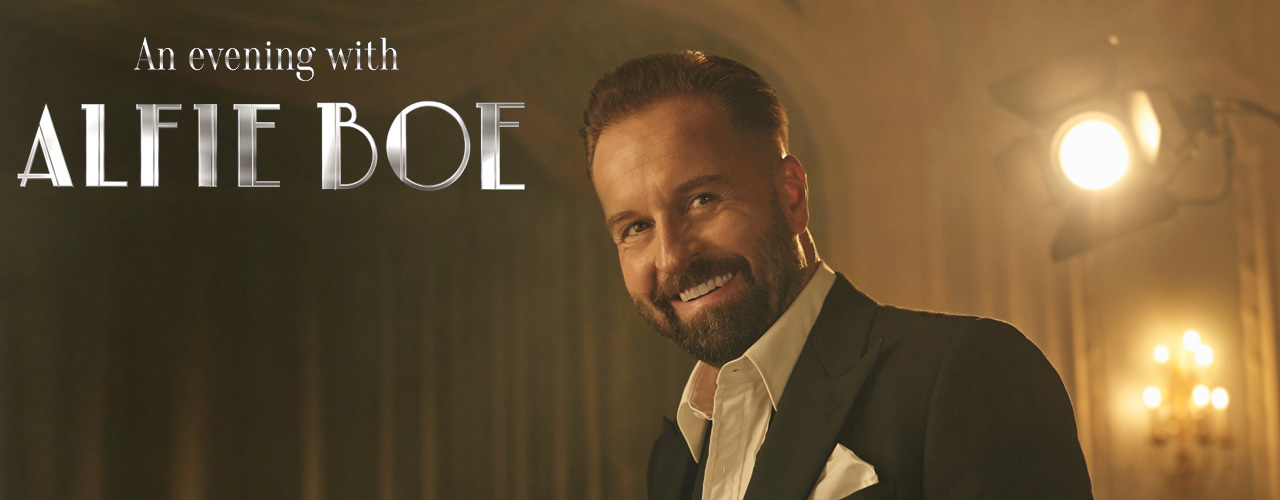 banner image for An Evening with AlfieBoe