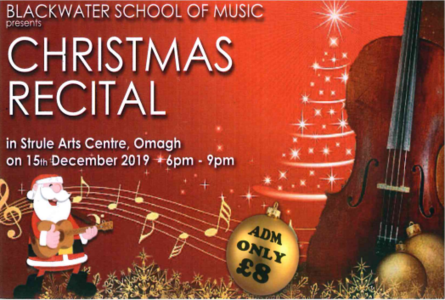 Blackwater School of Music Christmas Recital
