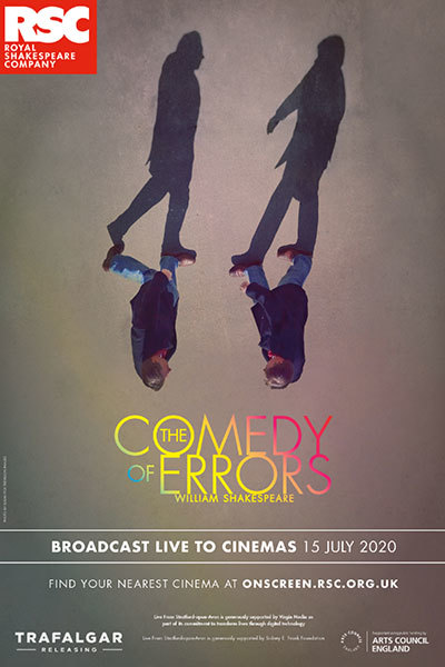 RSC LIVE: The Comedy of Errors at Torch Theatre