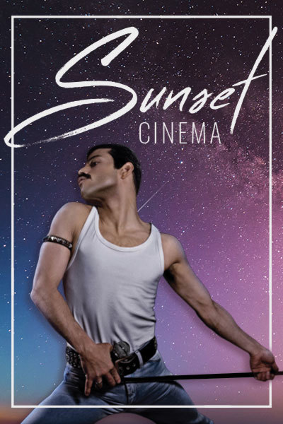 Bohemian Rhapsody (12A) - Sunset Cinema | Pembroke Dock Harlequins RFC at Torch Theatre
