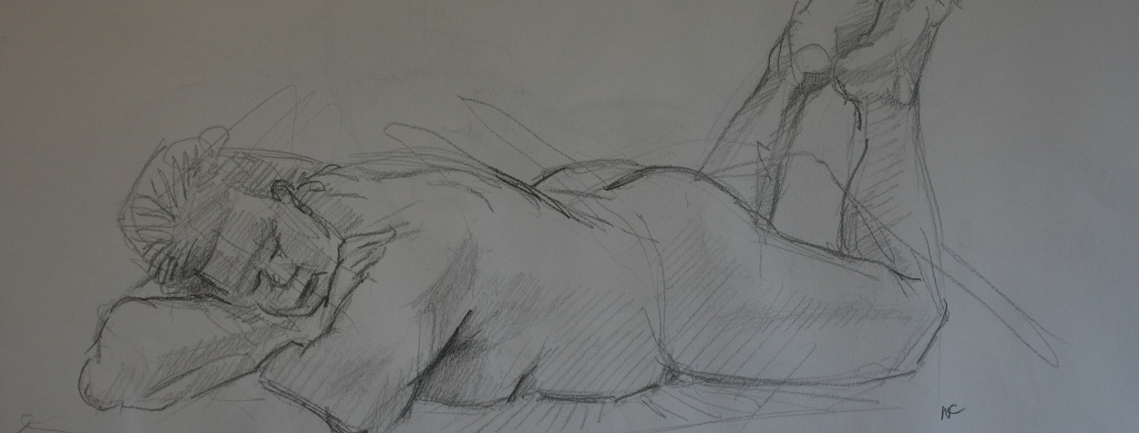 An Introduction to Life Drawing - The Corn Hall