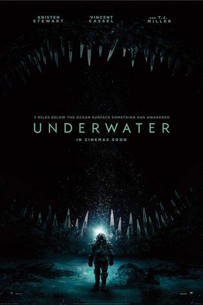 Underwater at Torch Theatre