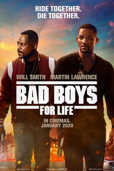 Bad Boys For Life at Torch Theatre
