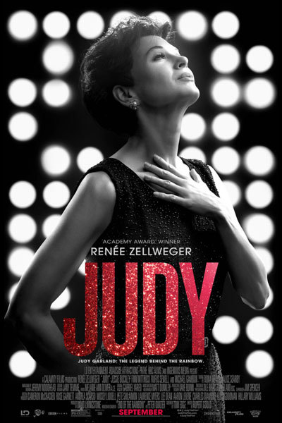 Judy (12A) at Torch Theatre
