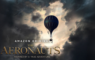 image of Snack & Screen: The Aeronauts