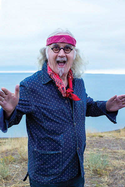 Billy Connolly: The Sex Life of Bandages (18) at Torch Theatre