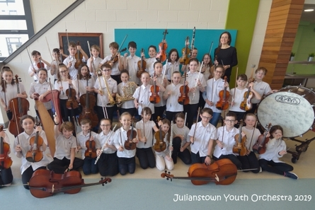 Droichead Arts Centre -            Julianstown Youth Orchestra Junior Concert