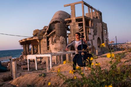 Droichead Arts Centre -            Gaza