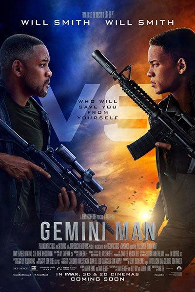 Gemini Man (12A) at Torch Theatre