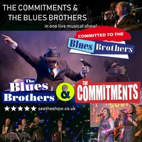 The Ultimate Commitments and Blues Brothers Experience Poster