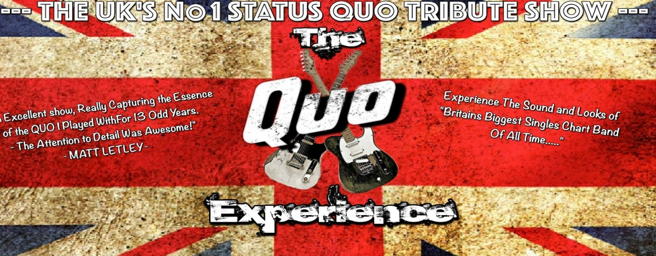 banner image for The Quo Experience