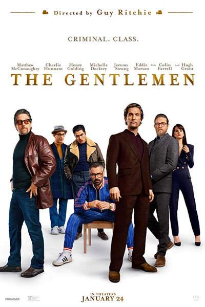 The Gentlemen (18) at Torch Theatre