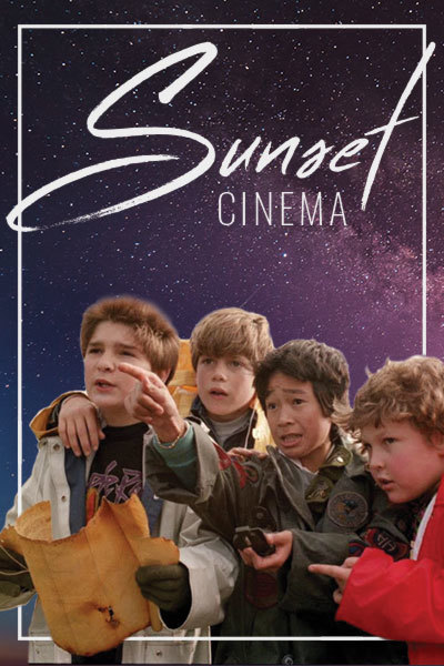 The Goonies (12A) - Sunset Cinema | Pembroke Dock Heritage Centre at Torch Theatre