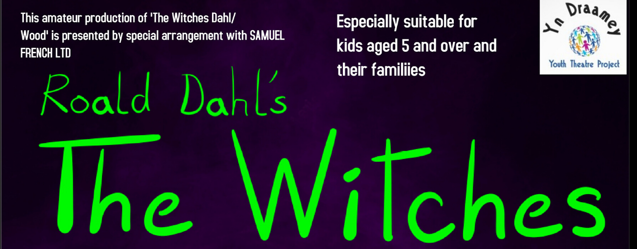 banner image for The Witches