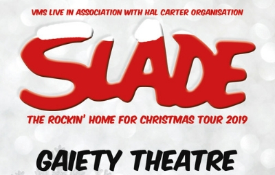 image of Slade - The Rockin' Home for Christmas Tour 2019