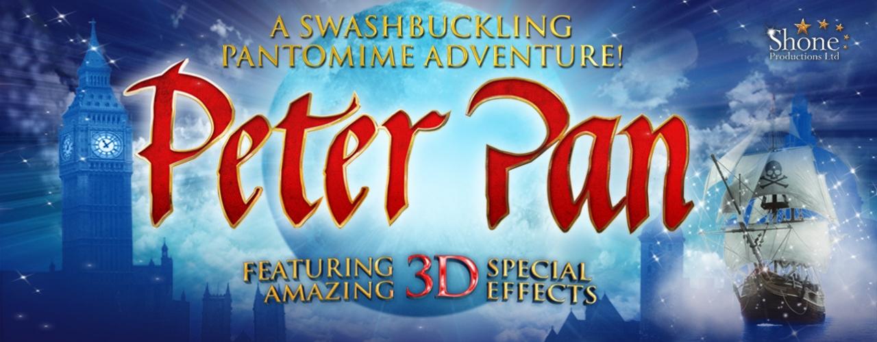 Peter Pan - A Swashbuckling Pantomime Adventure
