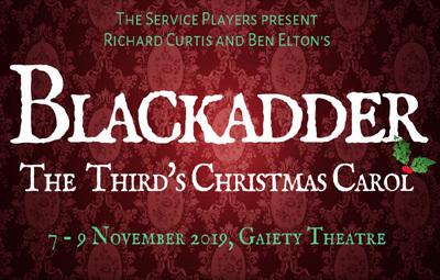 image of Blackadder the Third's Christmas Carol