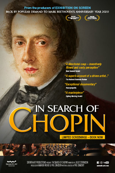 The Great Composers - In Search of Chopin at Torch Theatre