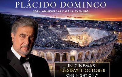 image of Plácido Domingo: 50th Anniversary Concert