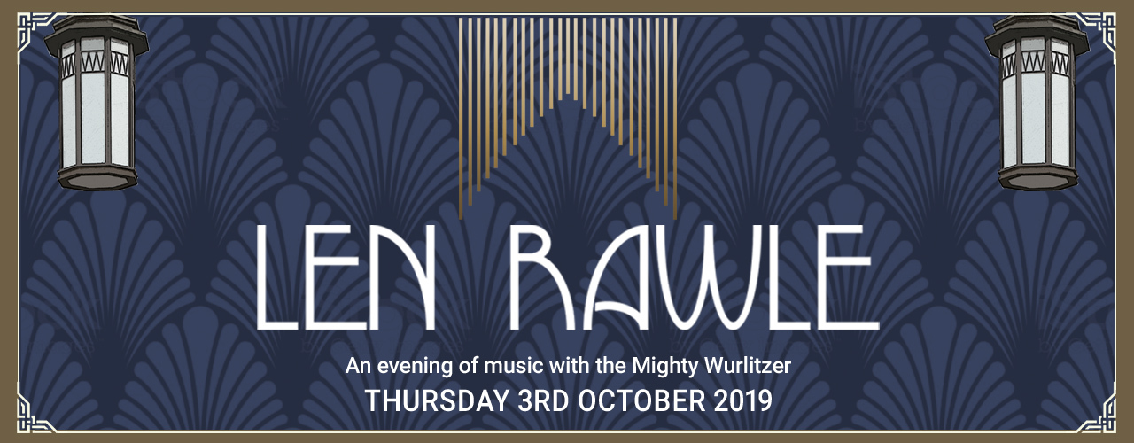 banner image for An Evening with Len Rawle