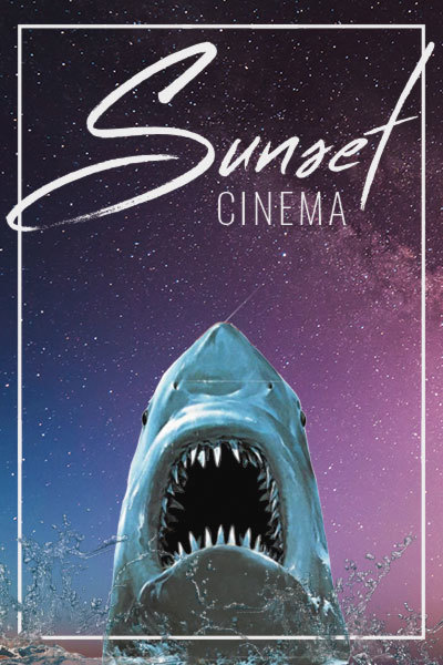 Jaws (12A) - Sunset Cinema | Milford Waterfront at Torch Theatre