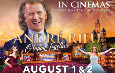 thumbnail image for André Rieu: Happy Together