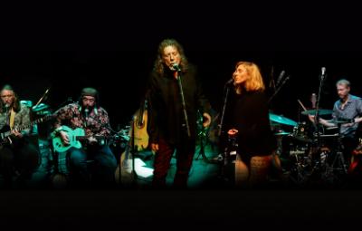 image of Saving Grace featuring Robert Plant and Suzi Dian