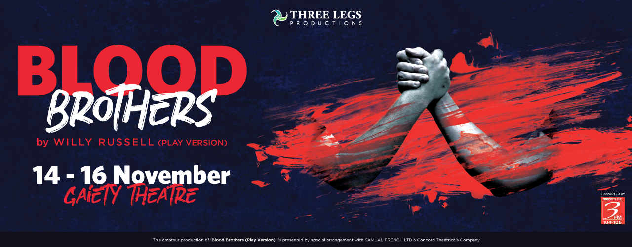 banner image for Blood Brothers - Play