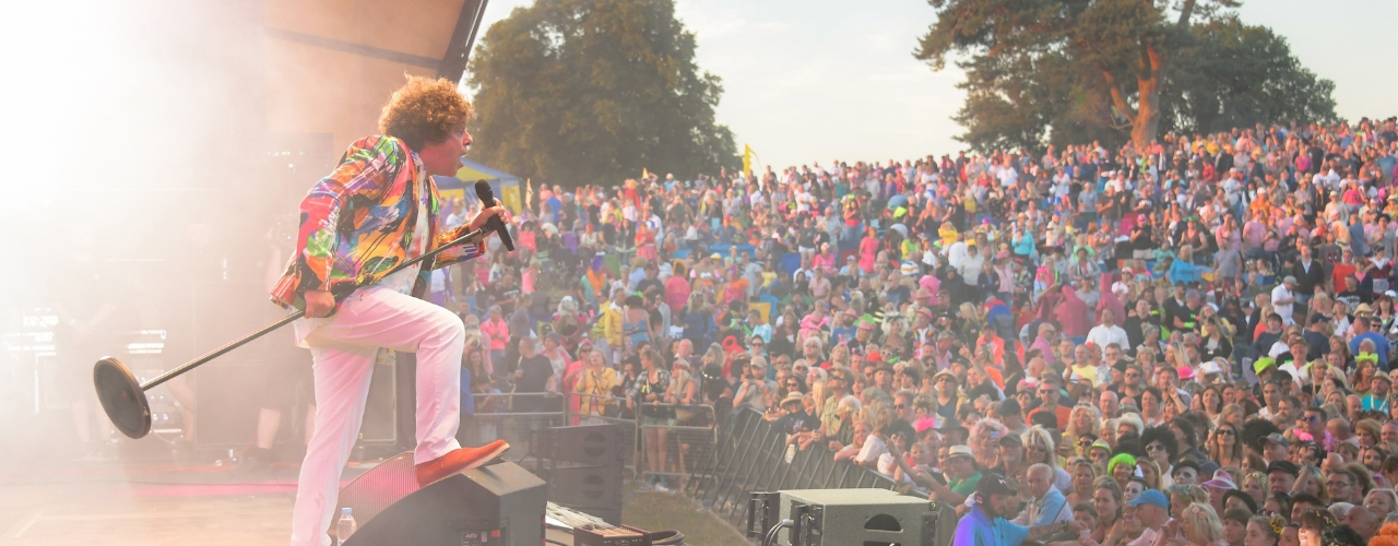 banner image for Leo Sayer - Just a Boy at 70