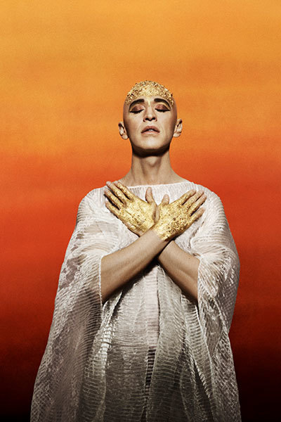 MET Opera: Akhnaten at Torch Theatre