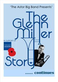 The Glenn Miller Story Poster