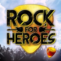 Rock for Heroes Poster