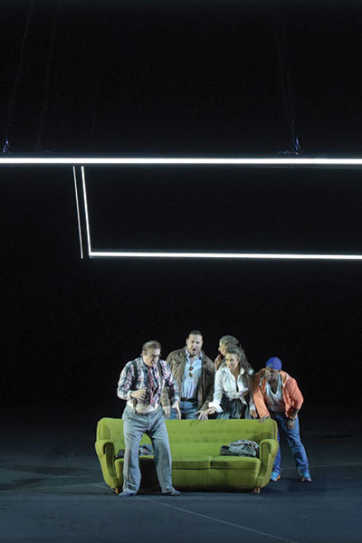 Royal Opera: Don Pasquale at Torch Theatre