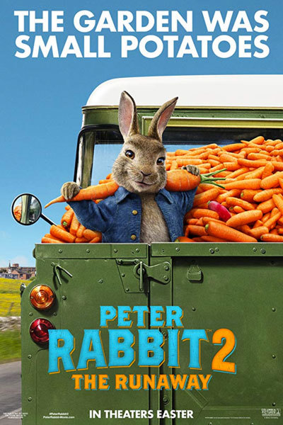 Peter Rabbit 2: The Runaway RELAXED ENVIRONMENT SCREENING at Torch Theatre