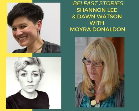 'Belfast Stories' – Omagh Literary Festival