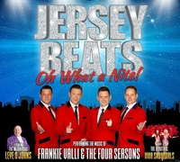 Jersey Beats - Oh What a Nite 2020 Poster