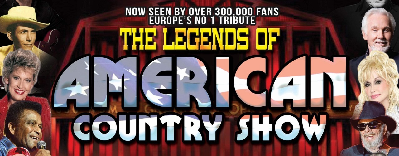 banner image for The Legends of American Country Show