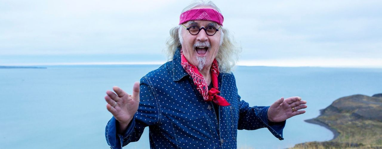 banner image for Billy Connolly: The Sex Life of Bandages