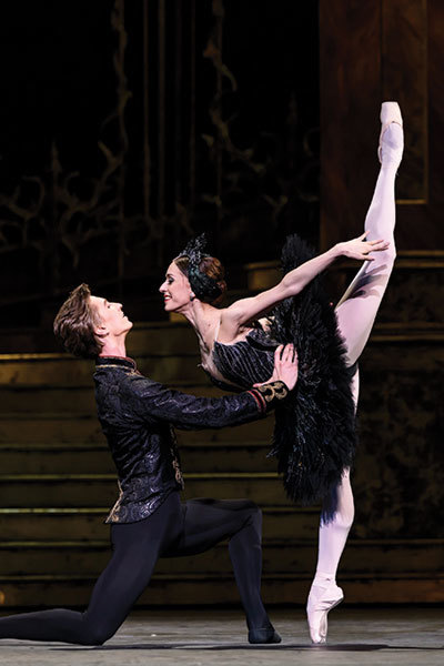 Royal Ballet: Swan Lake at Torch Theatre