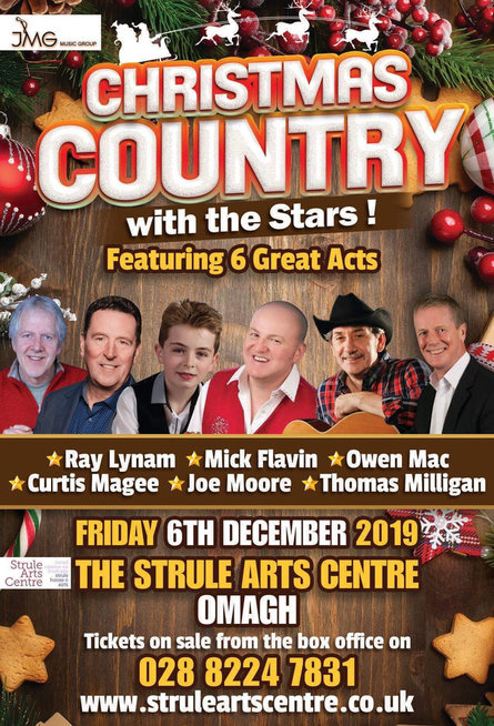 Christmas with the Country Stars