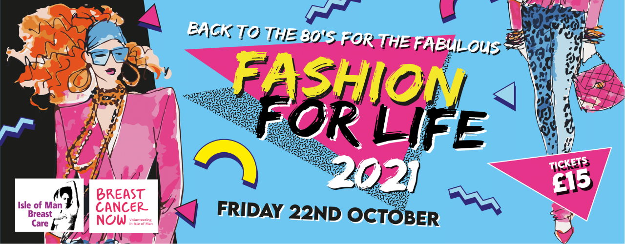 banner image for Fashion for Life