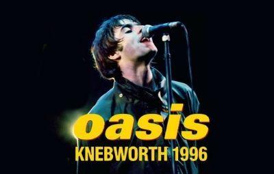 thumbnail image for Oasis Knebworth 1996